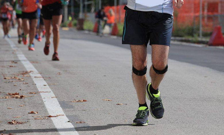 Magnetni trak za koleno