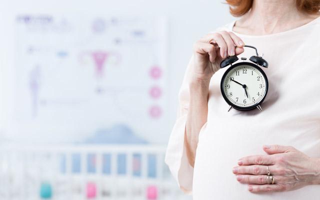 Pozno nosečništvo