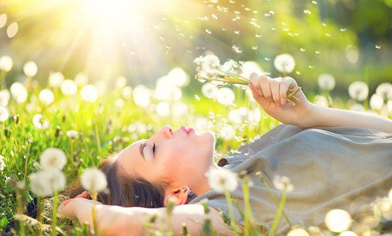Zaščita pred alergijo na cvetni prah