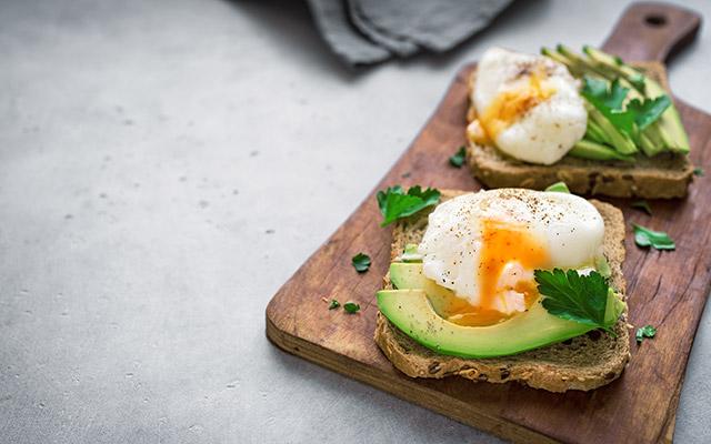 Dieta z jajci
