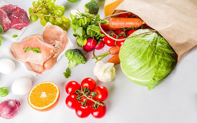 Raznovrstna prehrana