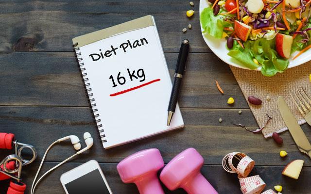 Plan hujšanja