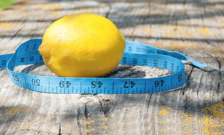 Hujšanje z limono